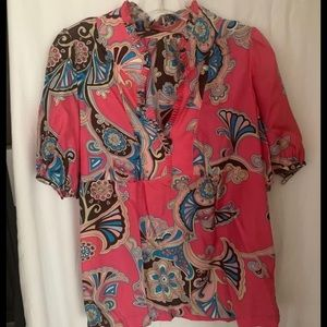Banana republic top • M •very good used condition